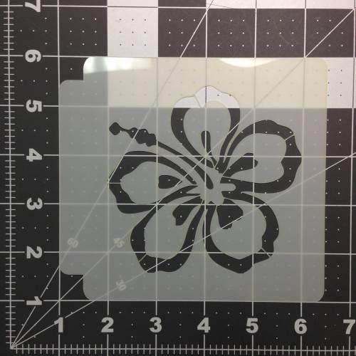 Flower Stencil 101