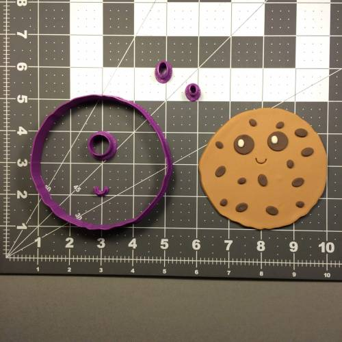 Cookie 101 Cookie Cutter Set