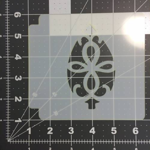 Leaf Stencil 102